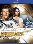 Moonraker (BLU RAY, 1979) 007 BOND  ROGER MOORE
