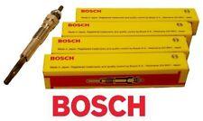 BOSCH 4 Glow Plugs Hilux LN106 LN107 LN111 LN85 LN86 88-1999 Diesel 4cyl 3L 2.8L