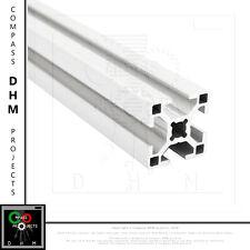 Profilo in alluminio 30x30 Serie 6 3030 4 cave 8 mm profilato estruso CNC