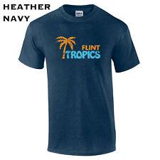 155 Flint Tropics Mens T-Shirt funny basketball jersey costume semi movie pro