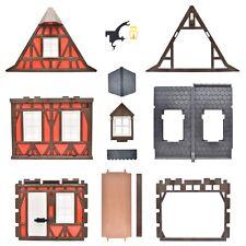 playmobil® Fachwerkhaus  rot  7785  Ersatzteile