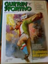 Guerin Sportivo 12 1980 Poster Prohaska Milano SanRemo