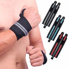 Handgelenkbandagen Zughilfen Gelenkgurte Kraftsport Bandagen Fitness Wrist Wraps