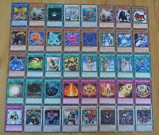 Yu-Gi-Oh! Legendary Hero Decks LEHD-DEB Deutsch Ultra Rare & Common 1. Auflage
