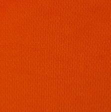 Altoparlante in Tessuto/Panno/Grills/materiale-Arancio brillante-grande look!