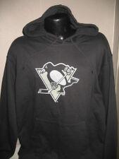 NHL Pittsburgh Penguins Hockey Team Logo Hoody Hooded Sweatshirt Sweater Nwt