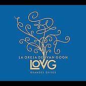 LOVG: Grandes Exitos by La Oreja de Van Gogh (CD, Ju...