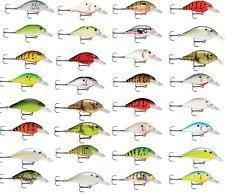 Luhr-Jensen Speed Trap Medium Diving Crankbait Bass & Walleye Fishing Searchbait