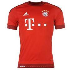 ADIDAS FCB H JSY CAMISETA ORIGINAL FC BAYERN MUNICH MUNCHEN HEMD 2016 S14294