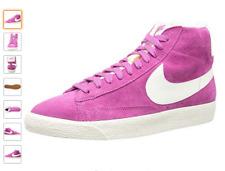 Nike WMNS Blazer Mid Suede Vintage High-Tops 518171 504