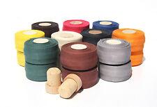 Set textil bio manillar banda + 2 manillar tapones, eco handle bartape, vintage, retro
