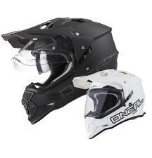 Oneal Sierra II Helmet Matte with Visor Quad Atv Supermoto Enduro Helmet XS-XXL