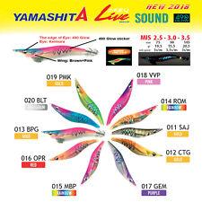Totanara Yamashita Egi Sutte Q Live Sound 490NM 3.0 Pesca Eging Cefalopodi RN