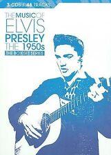 ELVIS PRESLEY - The Music of Elvis: The 1950s [Box] 3 CD Set [J151]