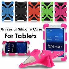 For 7 inch Tablet Universal Adjustable Kids Safe Shockproof Silicone Case Cover