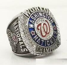 Washington Team 2019 Championship ring Nationals World Series Champions