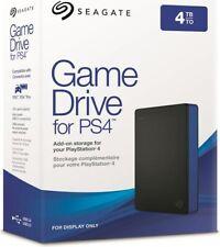 Seagate 4TB Game Drive for PS 4 Portable external USB Hard Drive AU stocks !!