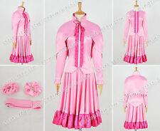 Akame Ga Kill Cosplay Night Raid Member Mine Costume Dress Suit Satin Version