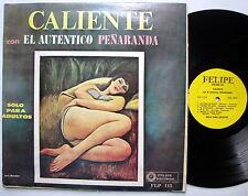EL AUTENTICO PENARANDA Caliente Solo Para Adultos LP