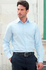 Camicia da Lavoro Uomo Lunga Reception Albergo Alimentare Abbigliamento Abiti