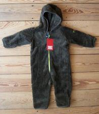 Ticket to Heaven Fleeceanzug Baby braun fur