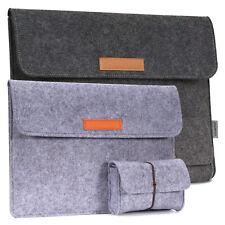 MoKo Felt Sleeve Bag Protective Case for Fire HD 10 /Surface Pro 6/4 /iPad Air 3