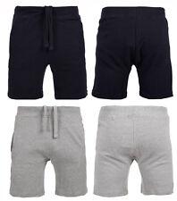 New Mens Shorts Pique Summer Jogger Cotton Jogging Gym Pants Running Shorts