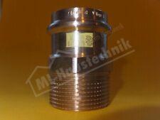 Viega Profi-Press Gas Übergang AG 12-15-18-22-28-35-42-54 Kupfer-Rohr SC-Kontur