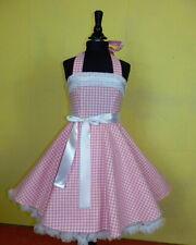 Mädchen Petticoat Festlich Dirndl Party Einschulung Blumenkind Kleid 92 - 128
