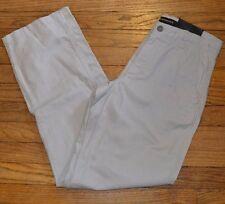 Marc Anthony Linen Pants Slim Fit Gray Pant MSRP $70.00