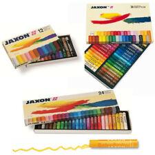 Jaxon Öl-Pastellkreide 12 24 36 Packung Öl Kreide Pastell Künstlerkreide Schule