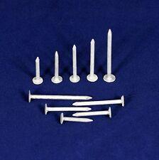 (3,58€/kg) 2,5 kg Schiefer-/Dachpappnägel FEUERVERZINKT 25,30,35,40,50 mm, Nägel