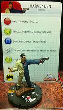 Heroclix Harvey Dent LE 102 DC Arkham Asylum Limited Edition Super Rare AA SR