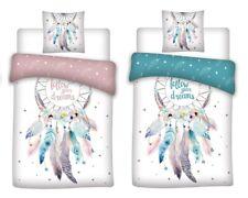 Dreamcatcher Kinderbettwäsche Partnerbettwäsche Bettwäsche Set 135X200 80X80 NEU