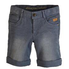 boboli Niño Pantalones cortos vaqueros gris azulado Talla 110-164 NUEVO