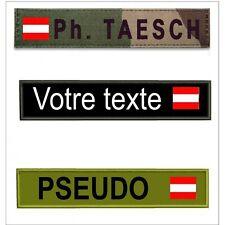 Bande patro avec  drapeau Autrichien