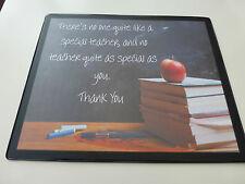 Teacher Gifts - Keyring, Mousemat, Coaster, Magnets