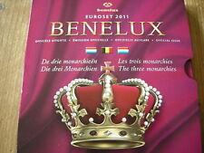 manueduc CARTERA  BENELUX  OFICIAL  2011  - Belgica Luxemburgo -Holanda   NUEVA