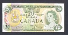 CANADA  20 Dollars 1979  XF/AU  P93a  Sign. Lawson - Bouey, QUEEN ELIZABETH II