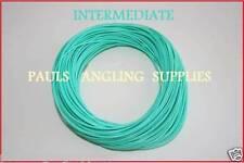 Mucilin Intermediate Aqua Blue Weight Forward Fly fishing Line - All Sizes