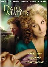 Dark Matter, New Disc, Meryl Streep, Aidan Quinn, Ye Liu, Erick Avari, Shi-Zheng
