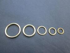 5 MISURE -100 di Cava ottone tappezzeria per tendine anello a O