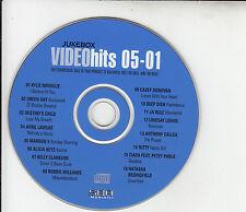 VCD GREEN DAY KYLIE MINOGUE KELLY CLARKSON MAROON 5 ROBBIE WILLIAMS ALICIA KEYS