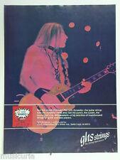 retro magazine advert 1982 GHS guitar boomers
