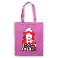 CAPTAIN BEEFHEART DON VAN VLIET UNOFFICIAL ROCK MUSIC TOTE BAG LIFE SHOPPER
