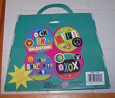 NIP 12 ROCK ON Rock-N-Roll Music Theme Valentine Cards