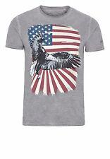 Goodyear Allentown T-Shirt grau Shirt Marl Ash