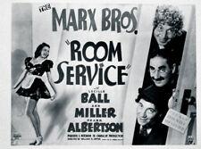 Marx Bros. Room service vintage movie poster print