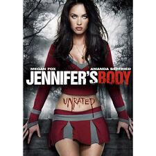 Jennifers Body Megan Fox YUMMY USED VERY GOOD DVD