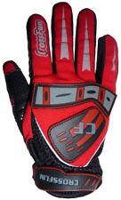 Crossfun Kinder MX MotoCross MTB BMX Handschuhe rot Größe 5 6 8 XS